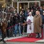Dronning Margrethe blev hyldet i Aarhus 08-04-2015