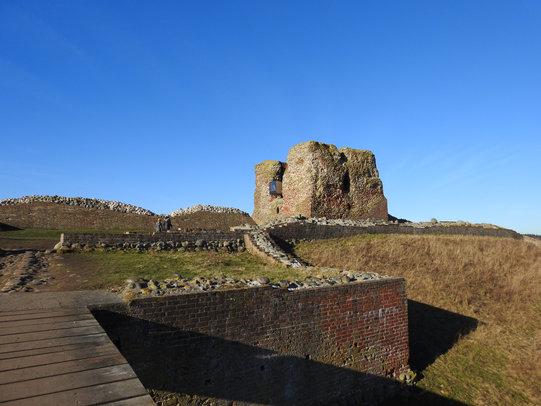 Vinterferie på Kalø Slot - Spotted