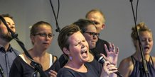 Sommerkoncert med Local Vocal
