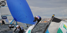 Hempel World Sailing Championships 49 FX
