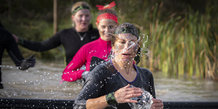 Ladies Mud Race, forhindringsbanen